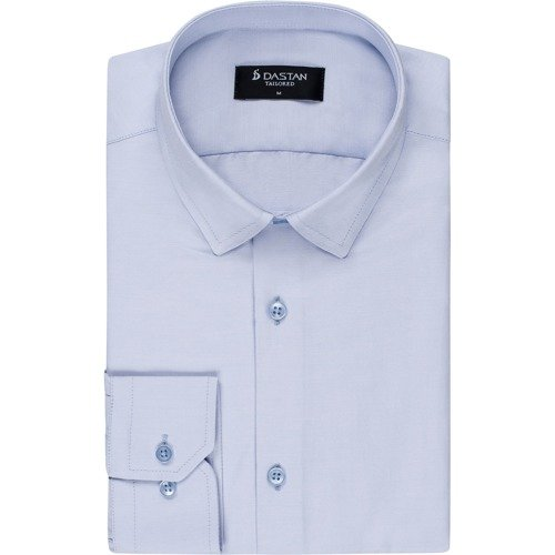 Koszula Tailored Oxford Light Blue