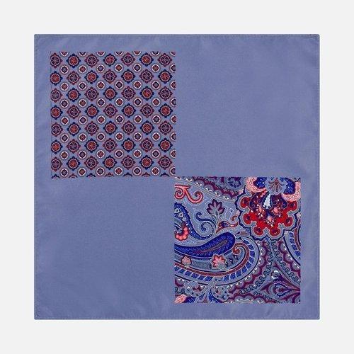 Poszetka Multi Pattern Jeans