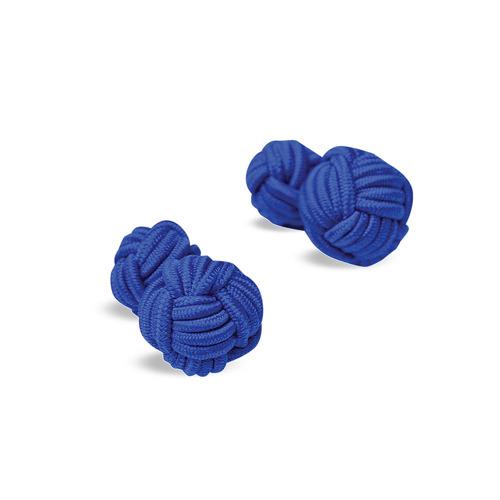 Spinki Casualowe Royal Blue