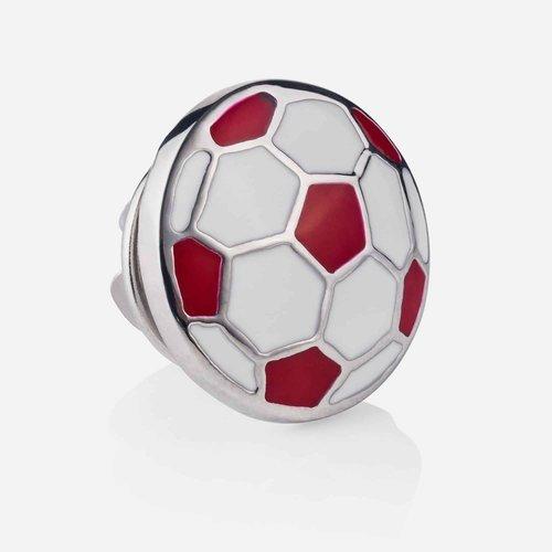 Wpinka do butonierki Football