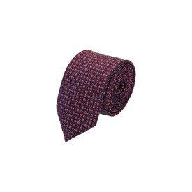 Krawat Geometrics Purple Red
