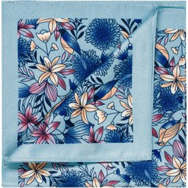 Poszetka Gillyflower Blue